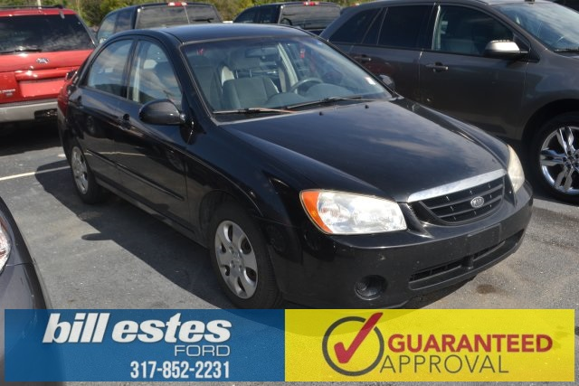 Pre-Owned 2006 Kia Spectra EX 4D Sedan