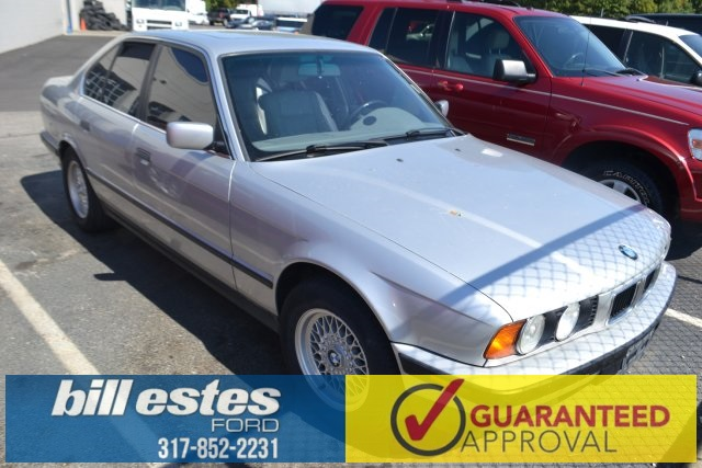 Pre-Owned 1994 BMW 5 Series 530i 4D Sedan